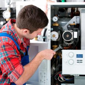 maintenance d'un système de chauffage